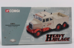 Corgi Classics CC11101 Heavy Haulage Siddle Cook Scammell Constructor